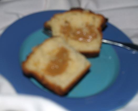 Dulce de Leche 7 - muffin