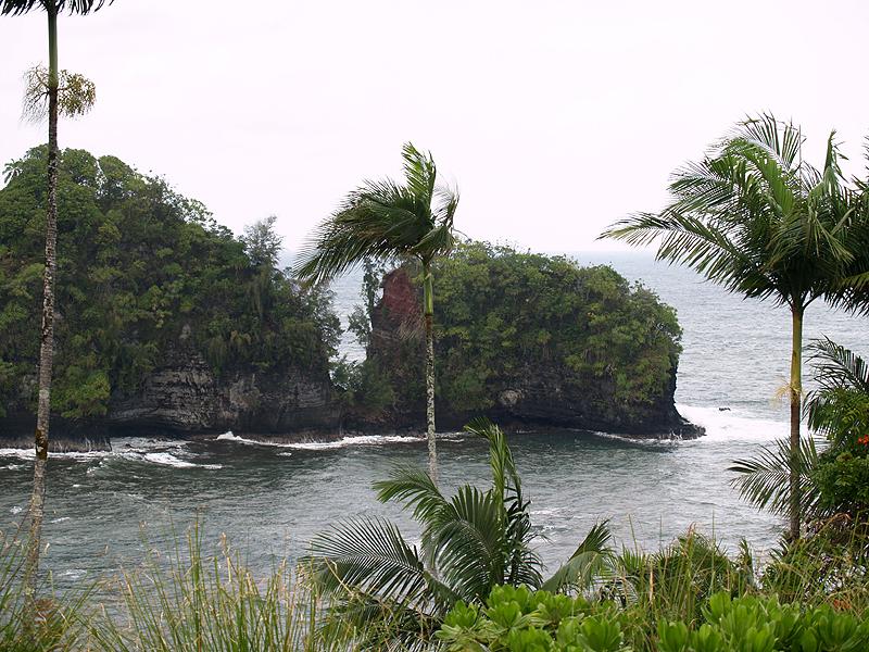 Onomea Tea - Onomea Bay