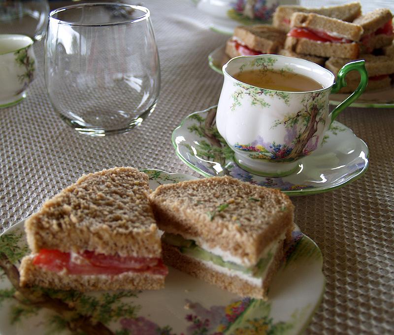Onomea Tea - Sandwiches and Tea - sm