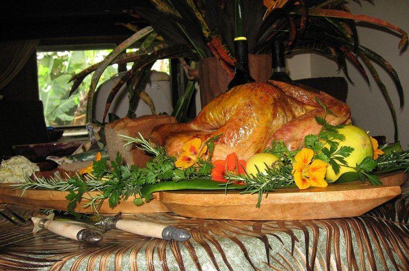 Thanksgiving - turkey 1