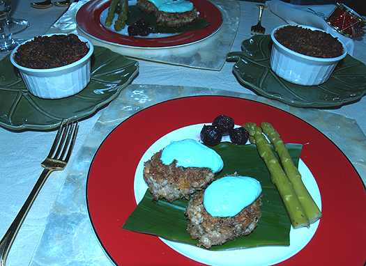 Christmas Eve dinner - 3