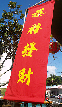 CNY 2010 - Kung Hee Fat Choy banner