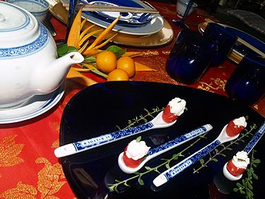 CNY Dinner - Amuse Bouche 2