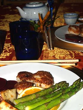 CNY Dinner - Entree Dish 3