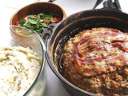 Taste of Puna - 3rd place - Owboy Bill's Puna Meatloaf - Bill Eger