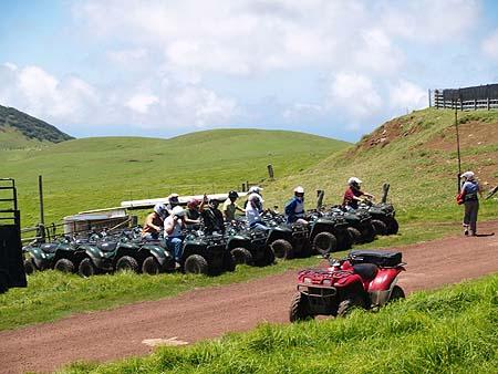 Kahua Ranch - ATV fun