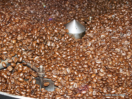 HCM - 14 - Coffee cooling after roasting