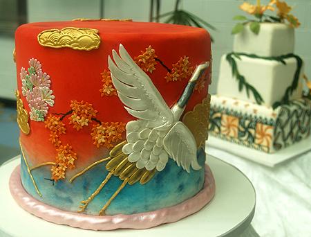 Taste of Hilo - Short & Sweet - cake display