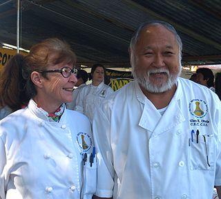 Chef Sandy and Chef Alan