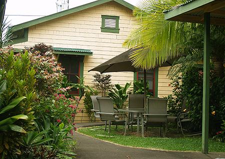 The Courtyard Cafe - Nambu Building, Kapa'au, HI 1
