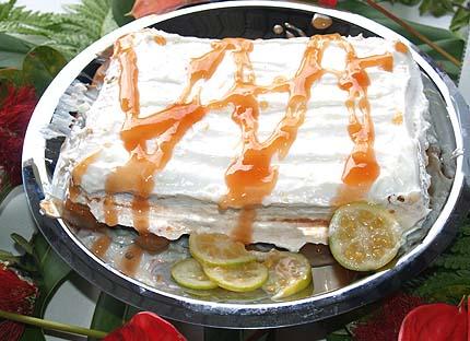 Taste of Puna - Guavalicious - 2nd place - Tiari Correa