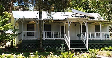 Kahua Ranch - Early paniolo bunk house sm