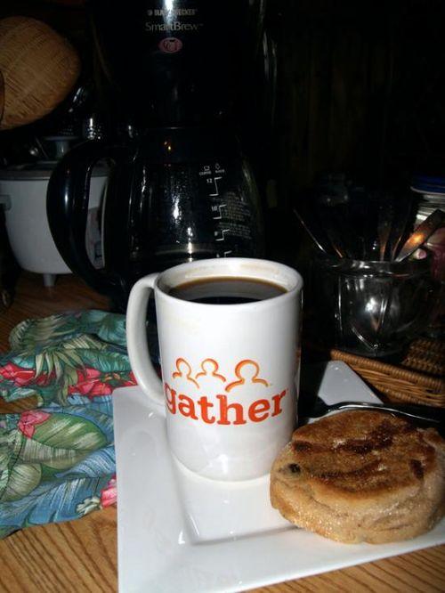 Gather coffee