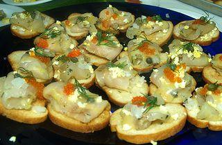 Taste of Hilo - Sturgeon dish 2 sm
