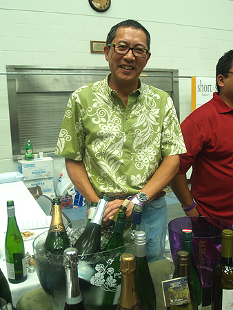 Taste of Hilo - Randy N - Grapes
