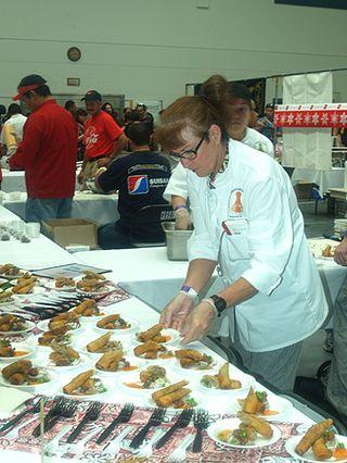 Taste of Hilo - HCC- Chef Sandy Barr
