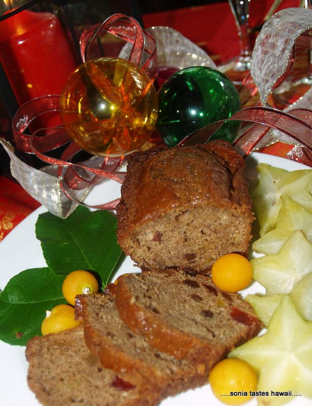 Xmas 10 - Fruit cake 2