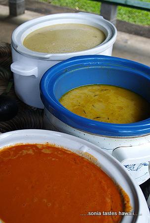 Soup & Bread - Soups!