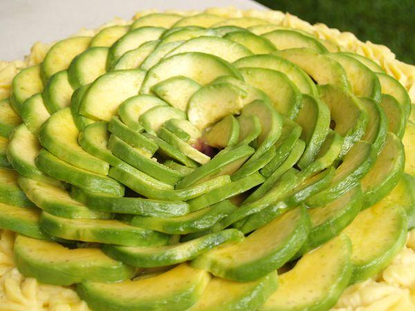 Sonia Tastes Hawaii Hector Wong S Savory Avocado Sweet