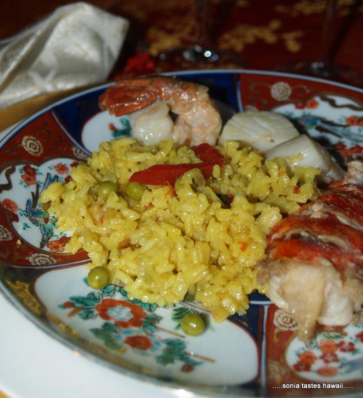 Xmas 10 - Dinner plate 1