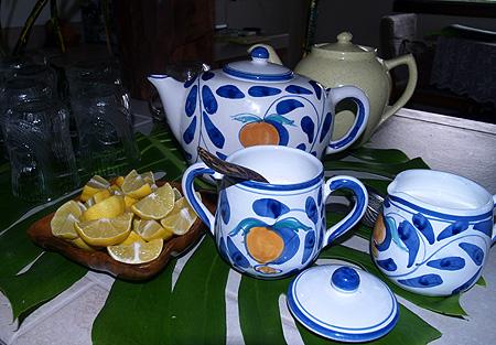Cat's Tea - The Tea Setting 1 sm