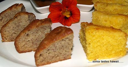 Birthday Tea - Sweet Breads sm