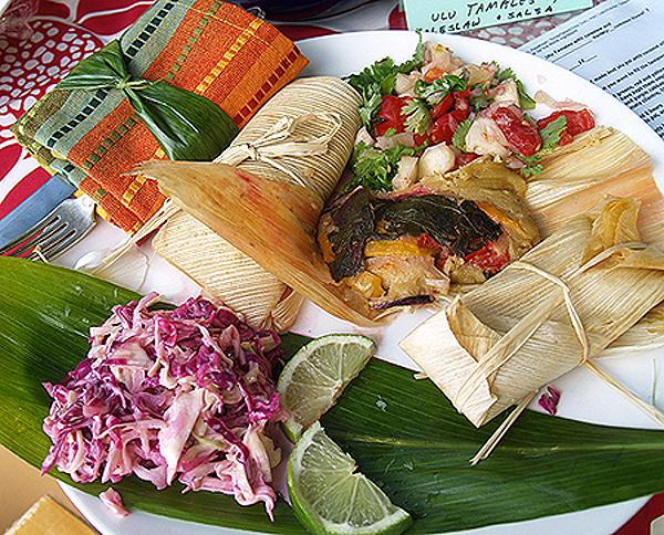Breadfruit Fest - Ulu Tamales - md