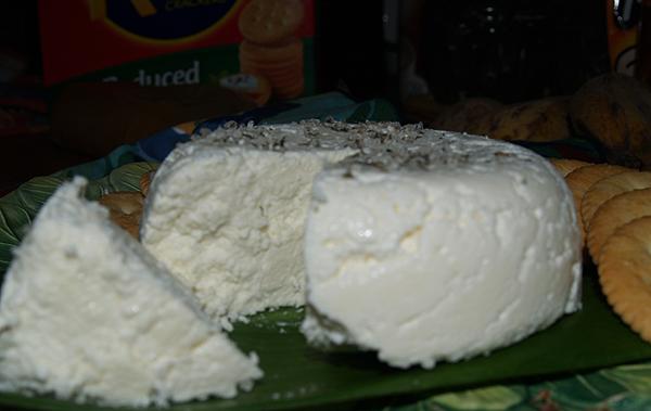 Queso Blanco - Buen Provecho! 2