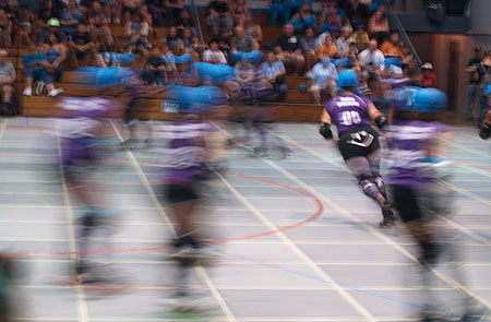 Derby - action 1
