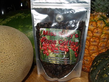 Miss Sudy's Kona Coffee