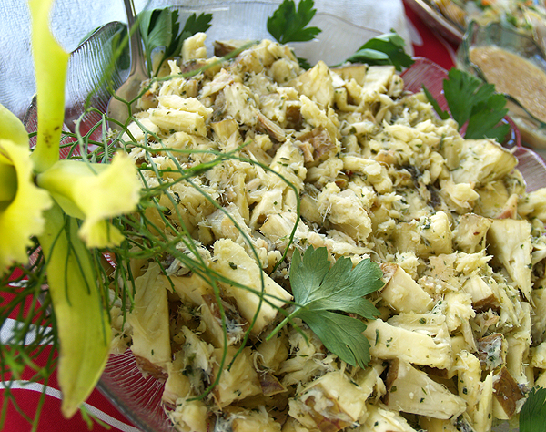 Breadfruit Fest - 'Ulu & Codfish Salad
