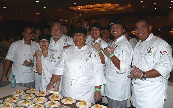 Taste - HCC East and Chef Alan Okuda