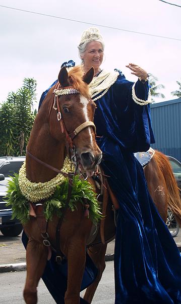 MM parade - Pau rider -
