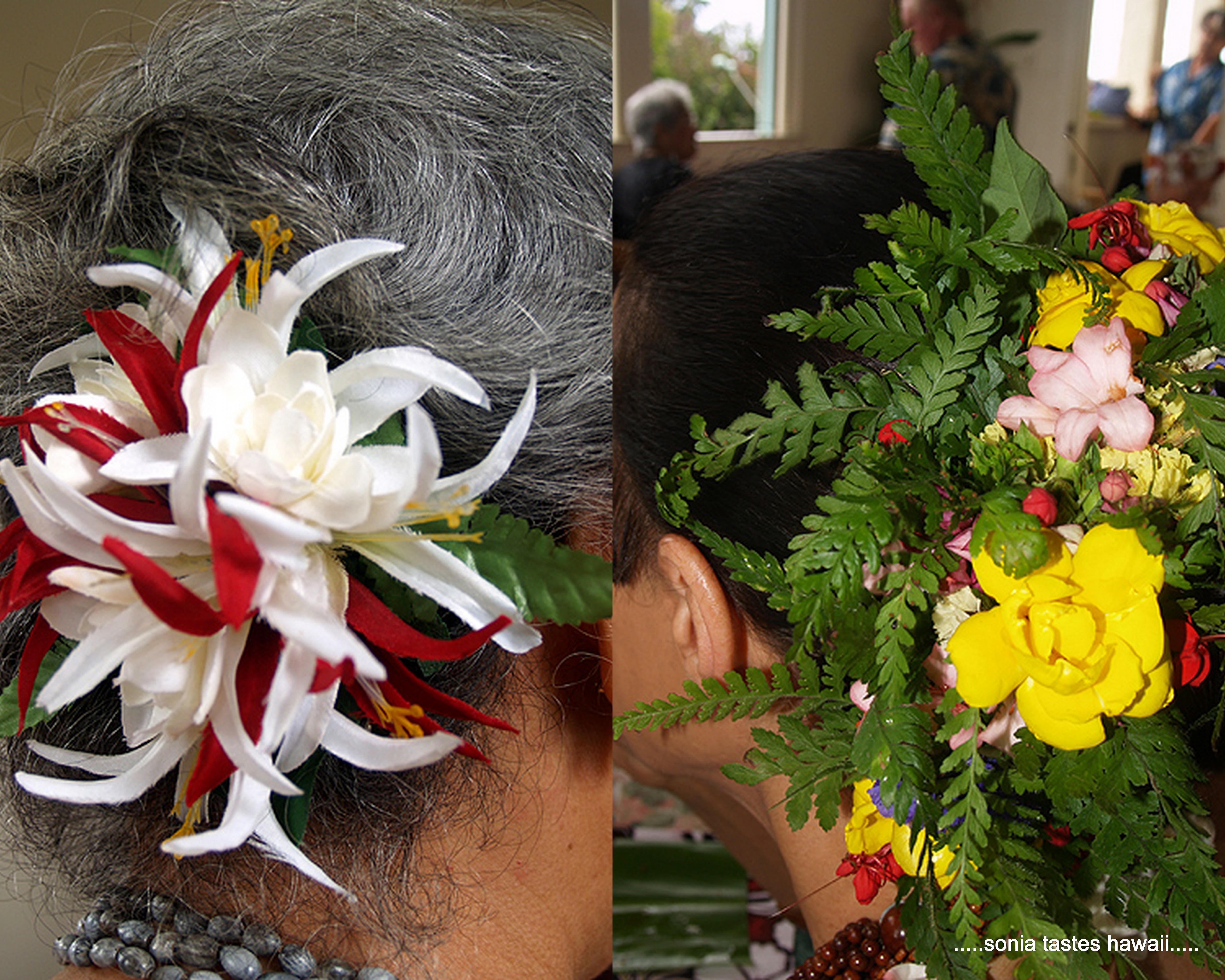 Sonia tastes hawaii may day is lei day in hawaii lei day 20122 izmirmasajfo Images
