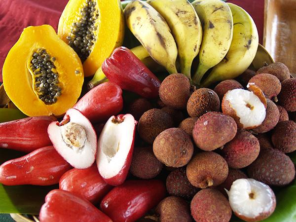 BD Luau - Fruit basket sm