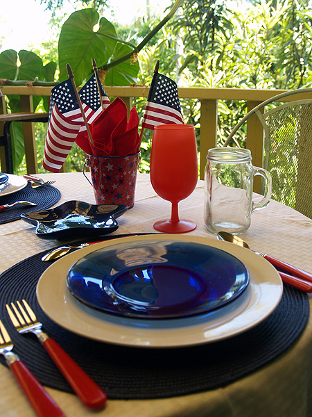 4th July table setting  sm