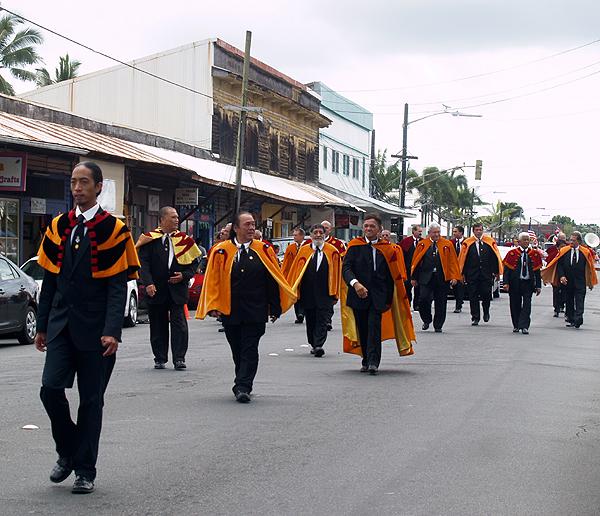 MM parade - Moku O Mãmalahoa, Hilo chapter 2