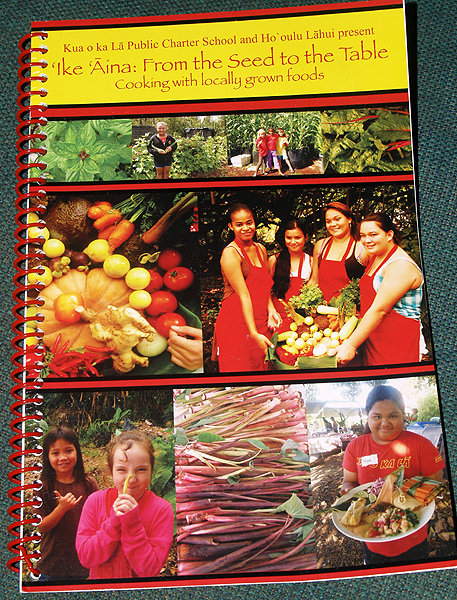 Kua O Ka La Cookbook
