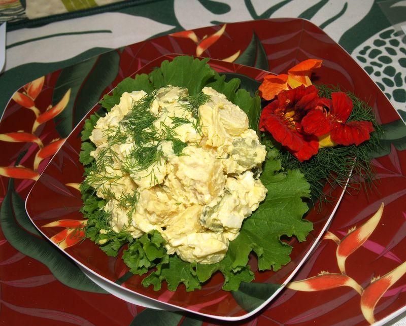 Breadfruit 2012 - 'Ulu Banana Salad