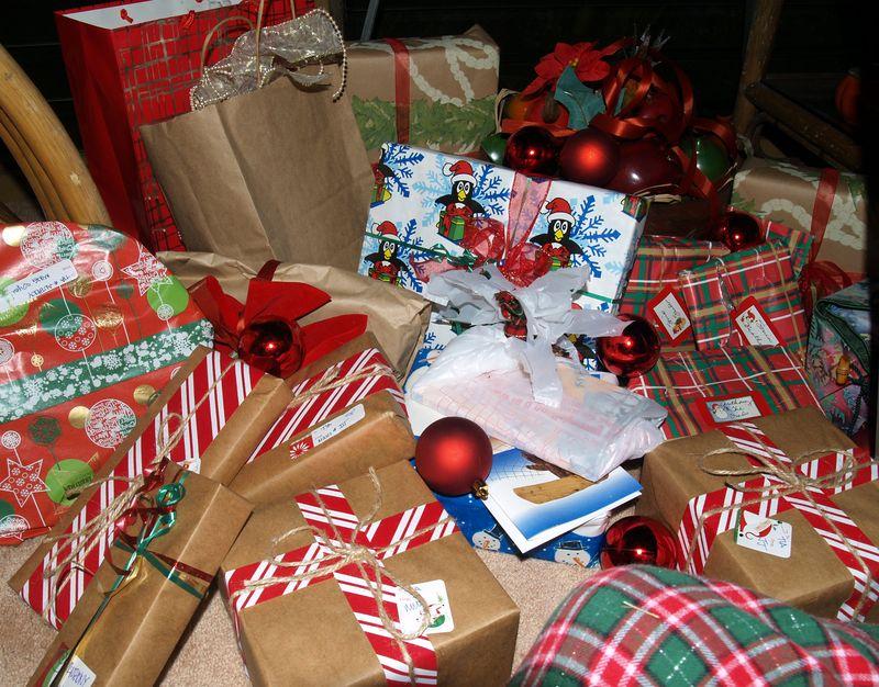 Christmas 2012 - Santa Came!