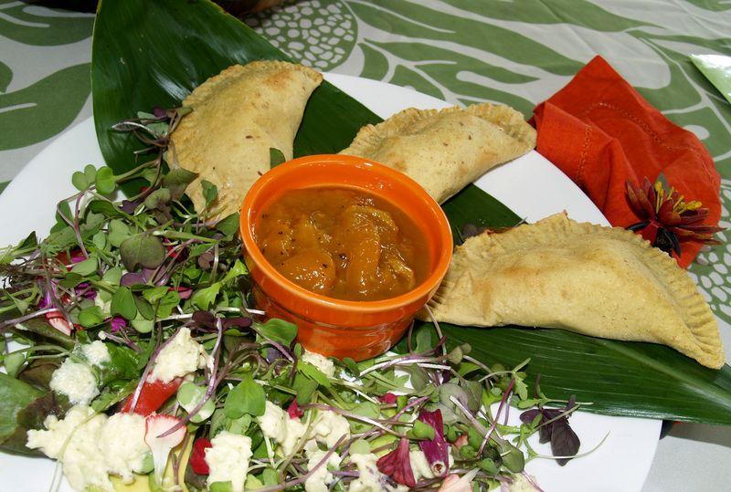 Breadfruit 2012 - 'Ulu Empanadas