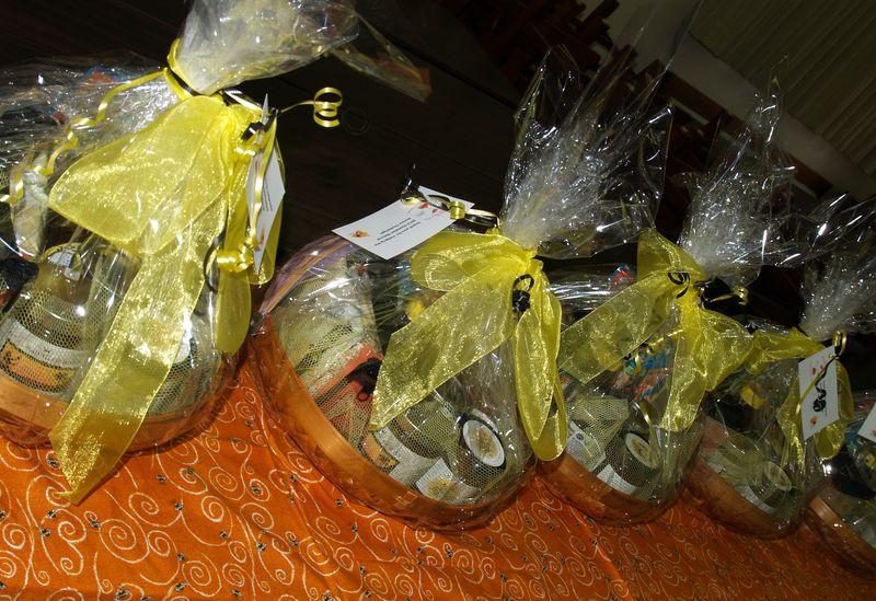 BIBA - Judges Mahalo baskets
