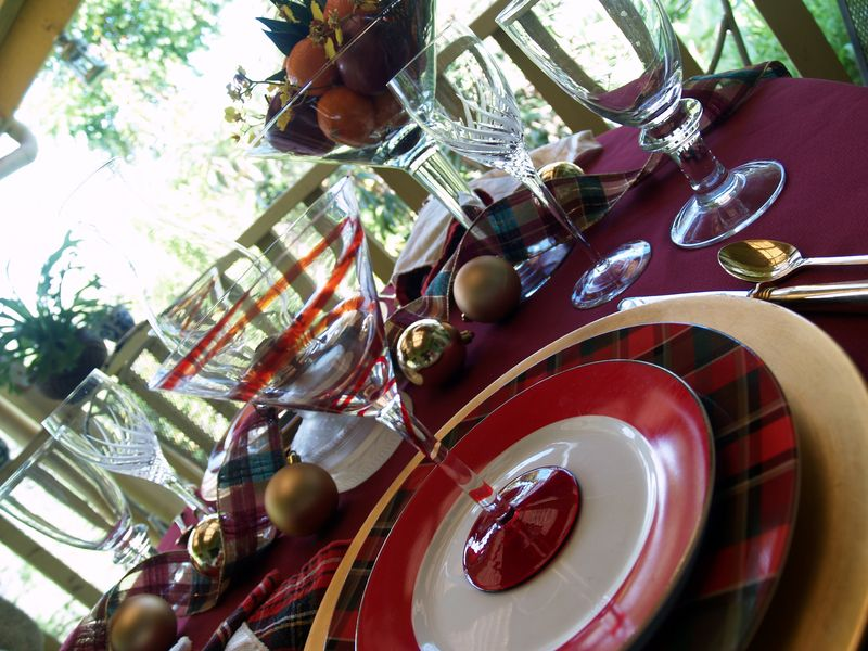 Auld Lang Syne table 2