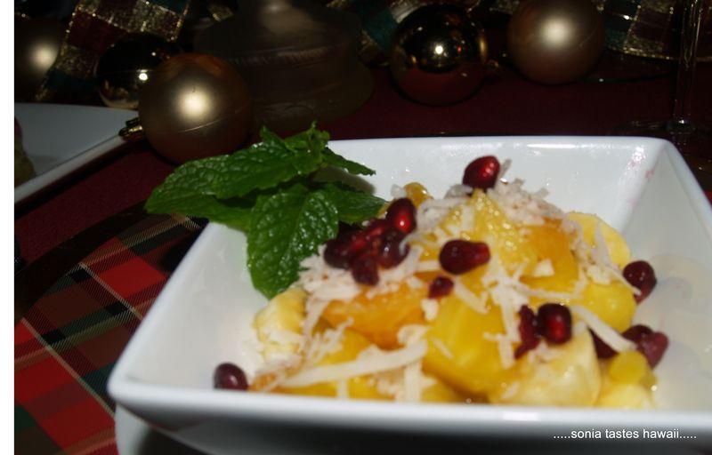 Auld Lang Syne fruit 2