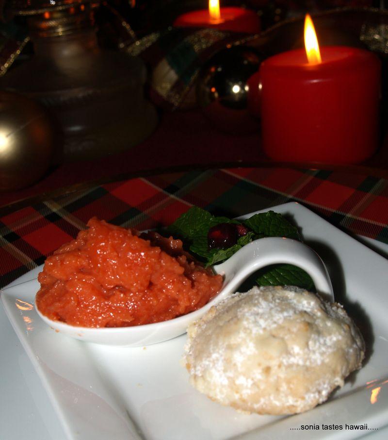 Auld Lang Syne - dessert 2
