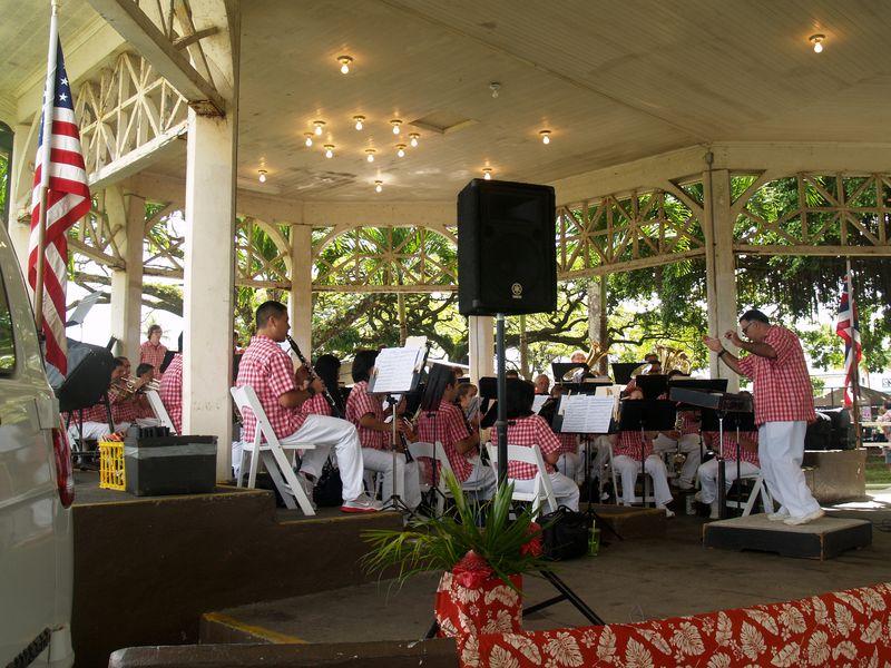 CNY 13 -  Hawai'i County Band