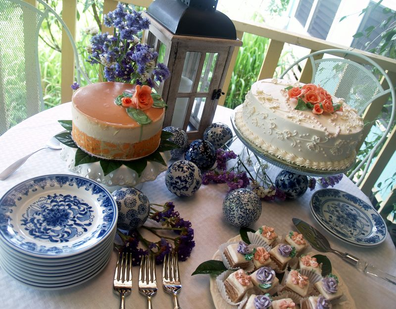 BD - dessert table 2