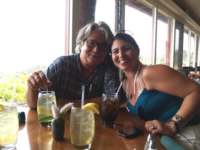 Miami friends - Anabel & Anthony - Volcano House