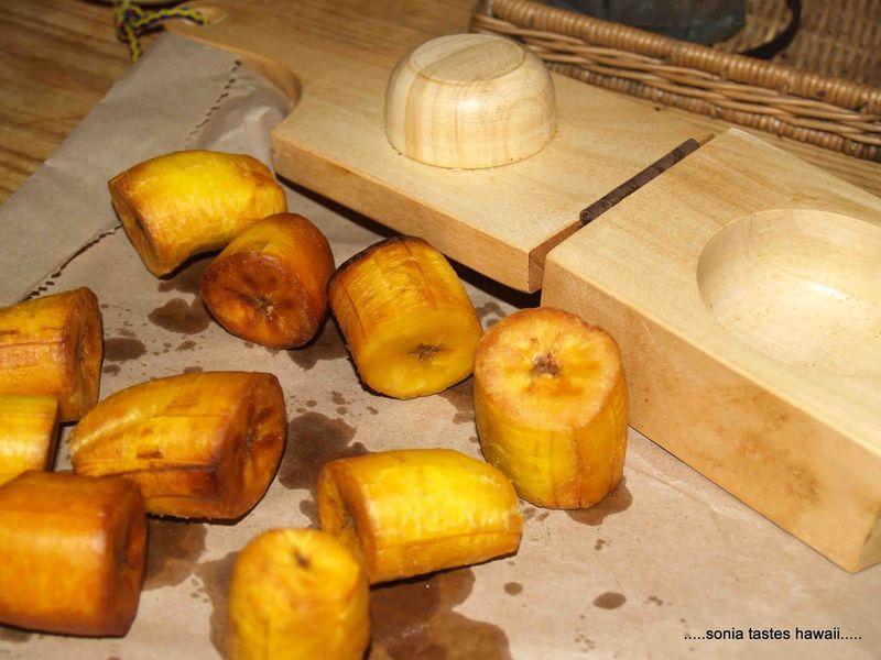 Bananas - Ae Ae chunks -  tostonera