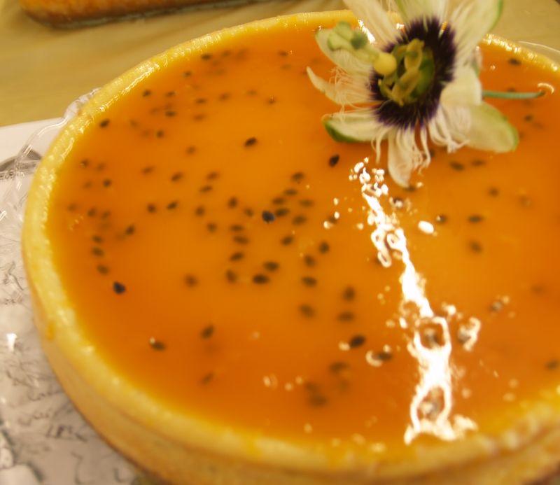 1st Liliko'i Fest - Dessert- Liliko'i Cheesecake - Julie Miller